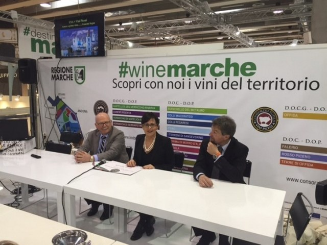 Stand Marche a Vinitaly