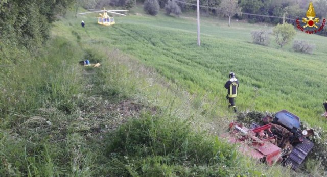 Incidente a Montecarotto