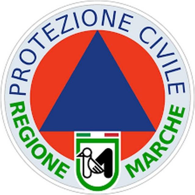 Logo Protezione Civile delle Marche