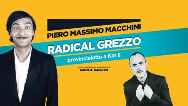 Radical Grezzo Locandina