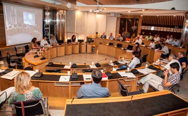Assemblea dei sindaci di Pesaro