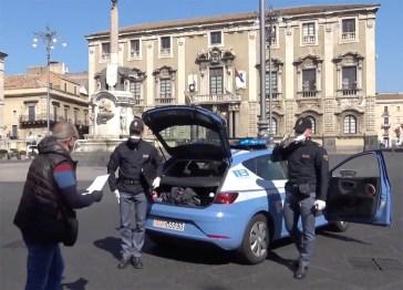 Controlli straordinari della Polizia ad Ancona