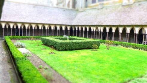jardin du cloitre