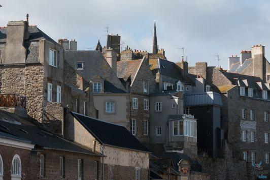 Saint Malo Intramuros
