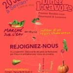 Diner locavore à Sevran le vendredi 20 janvier