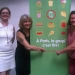 Soirée des lauréats aux prix anti-gaspi de la ville de Paris