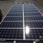 Le 23 mai 2018 :  Avancée des travaux de la motorisation électrique