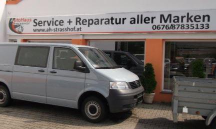 Autohaus Strasshof – Handel und Werkstatt