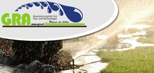 © GRA Bewässerungstechnik, Pool und Teichanlagen
