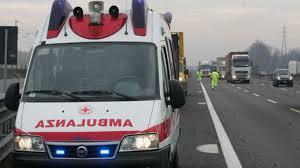 Marchiodoc - Ambulanza Viadotto