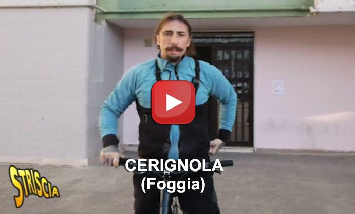 Marchiodoc - Brumotti Striscia la Notizia