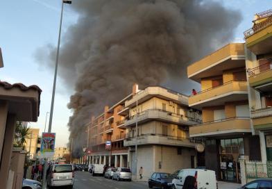 Marchiodoc - Incendio Lelli