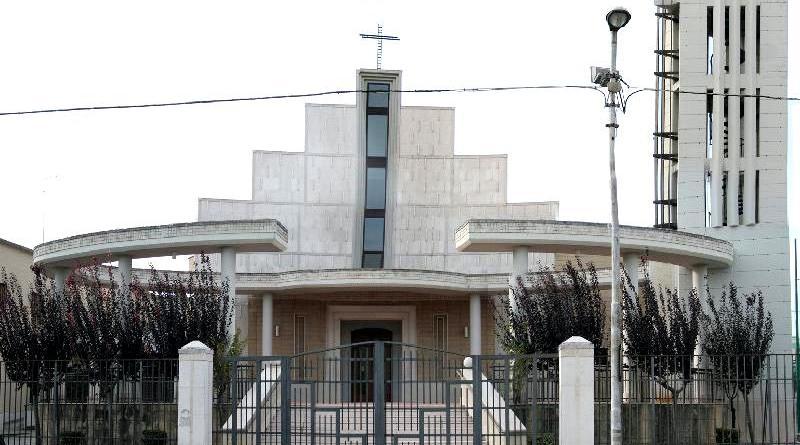 Marchiodoc - Chiesa Buon Consiglio Cerignola