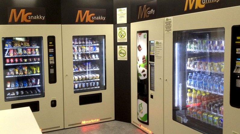 Marchiodoc - Distributori Automatici