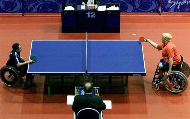 Cerignola ospiterà i campionati nazionali paralimpici di tennistavolo