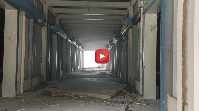 Trent'anni di solitudine: ecco com'è oggi l'Interporto di Cerignola | VIDEO