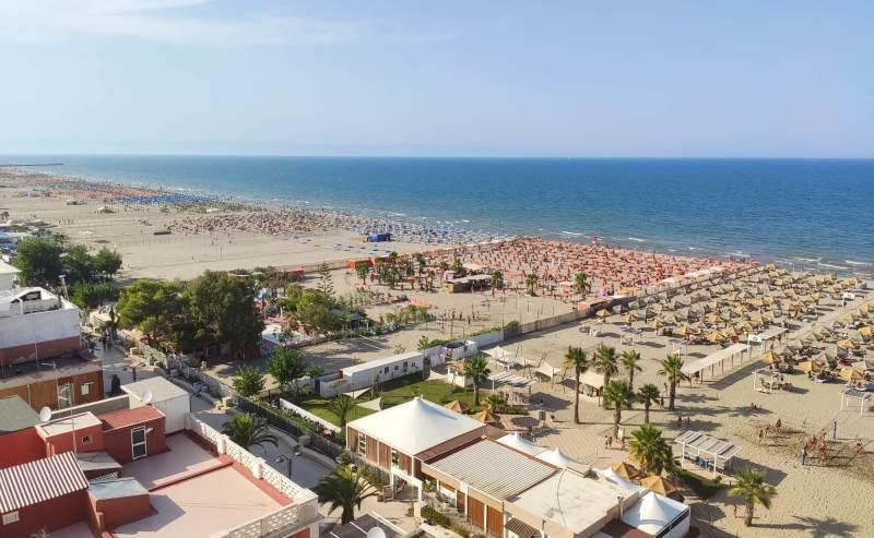 In Puglia arriva l'estate: temperature fino a 36 gradi