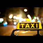 taxi header light