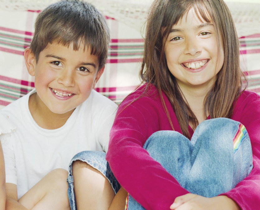 How You Can Help Your Child Make Friends