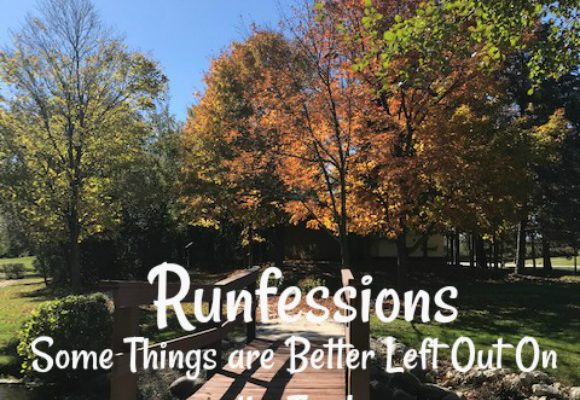 First Runfessions of Fall