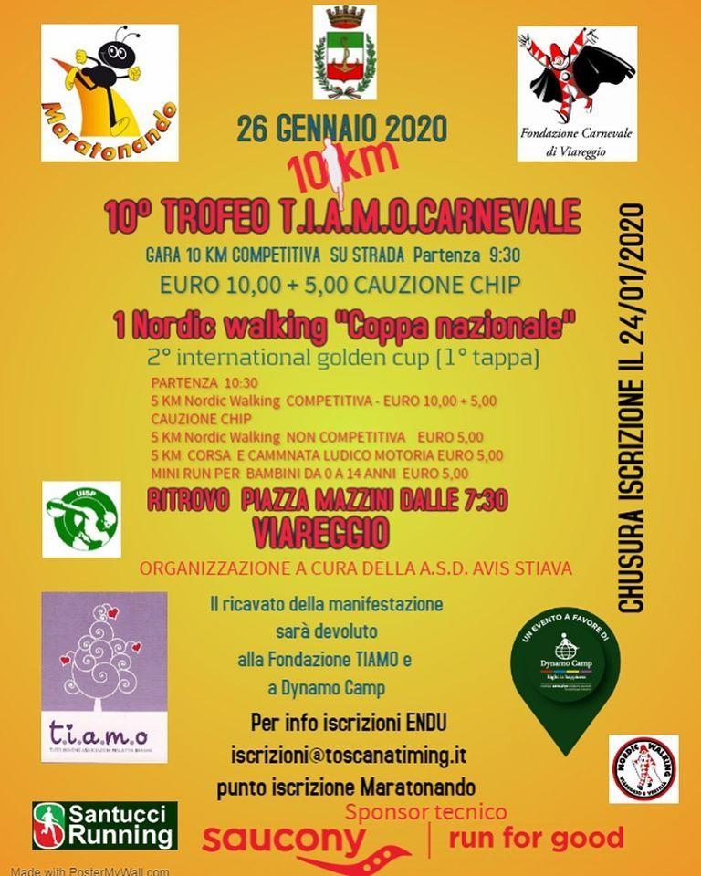 10° T.I.A.M.O. Carnevale