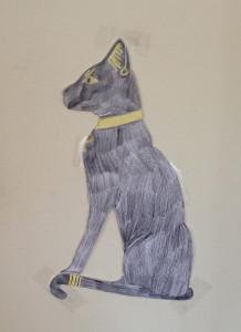 Bastet, Egyptian cat goddess