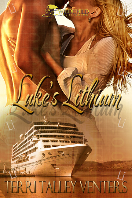 Luke's Lithium by Terri Talley Venters, contemporary romantic suspense