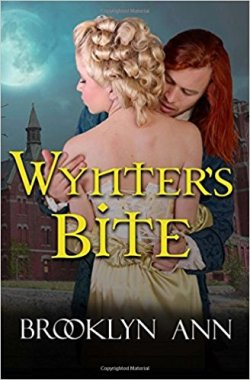 Wynter's Bite by Brooklyn Ann, a paranormal historical romance, book review