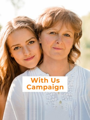 Graduate with Us Campaign