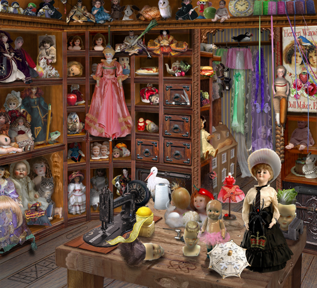 Big Fish Games Mystery Hidden Object Game
