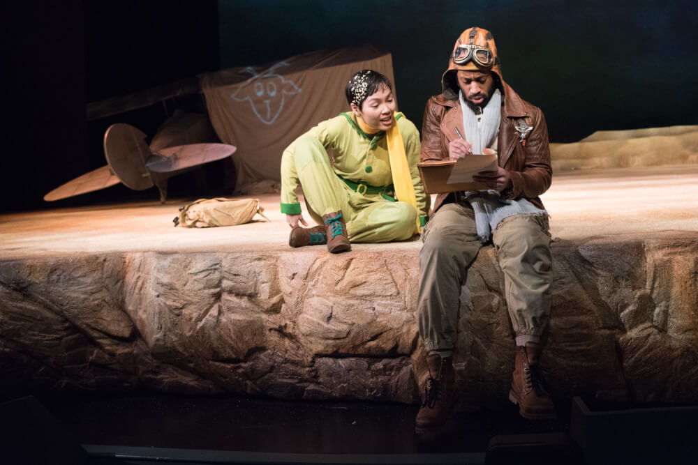 The Little Prince At Seattle Children S Theatre Is A
