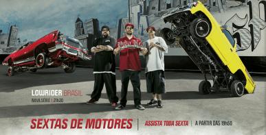Lowrider Brasil (TV 2014)