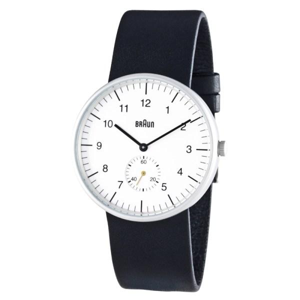 BN0024WHBKG Braun horloge voor dames en heren
