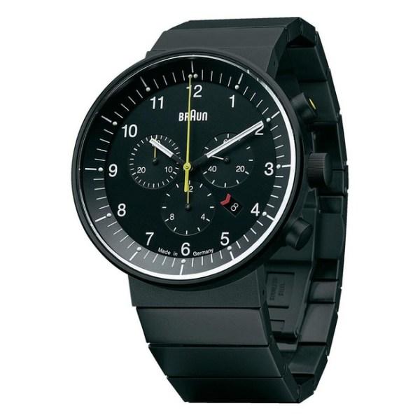 Prestige Watch, analoog, zwart staal.