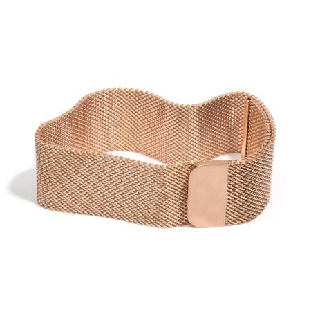 Armband 'Ciao bella', rood