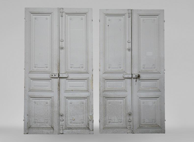 placard anciennes de style louis xvi