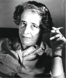 Hannah Arendt (Linden,14 ottobre 1906-New York 4 dicembre 1975)