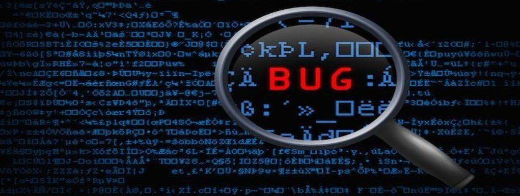 bug banner