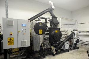 Generatore di Syngas da 45kWe - Foto Spanner