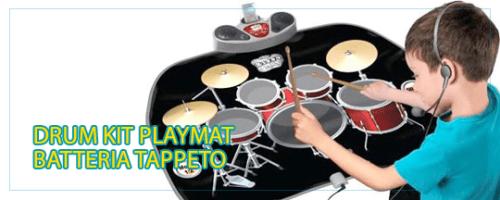 Batteria Tappeto