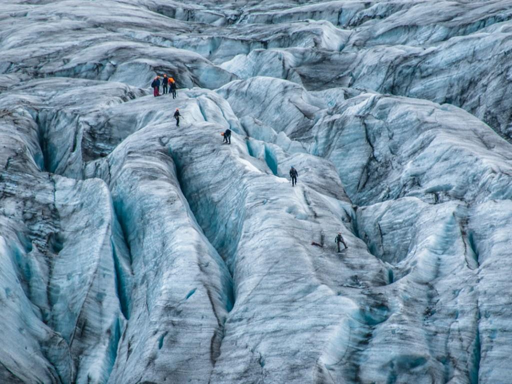 scalata ghiacciaio dangerous pericolo nikon spedizione