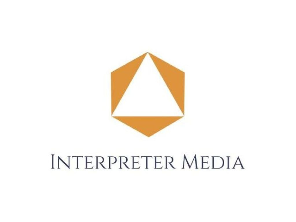 interpreter media logo computer information technologies networking security domain admin solution service business