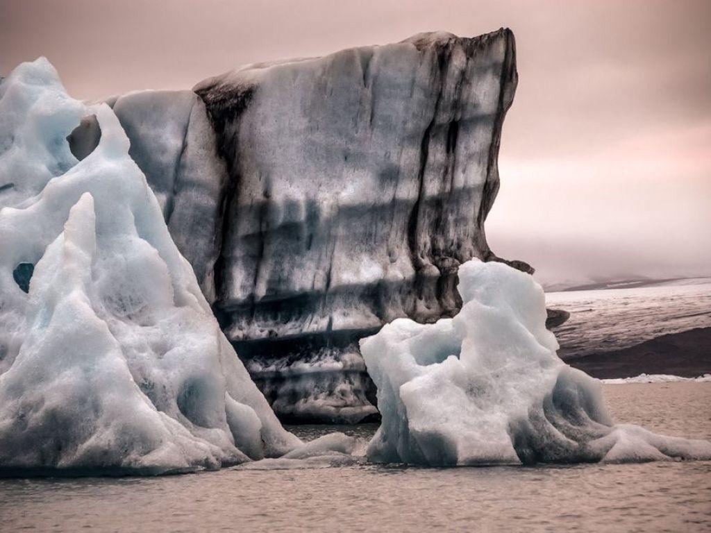 islanda laguna iceland glacier ice ghiaccio