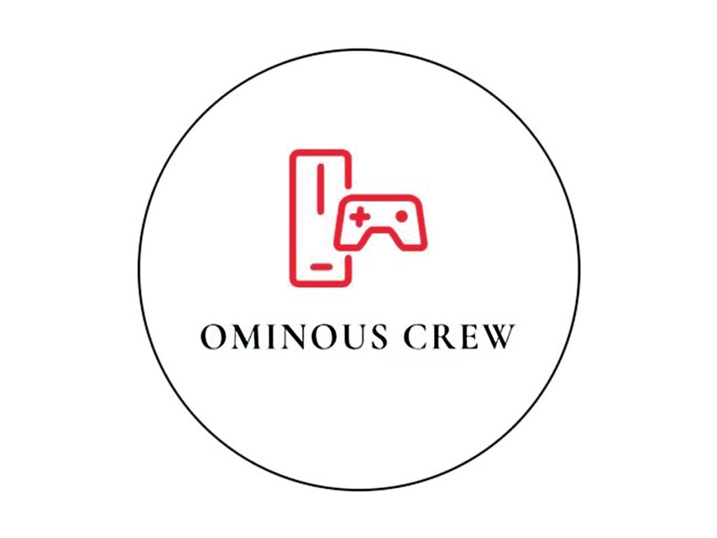 ominous crew logo game development video games videogames console computer giochi videogiochi