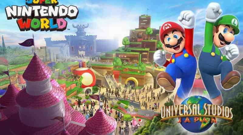 Super Nintendo World ad Osaka (Universal Studio Japan)