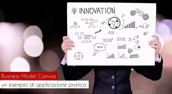 Business Model Canvas: un esempio pratico