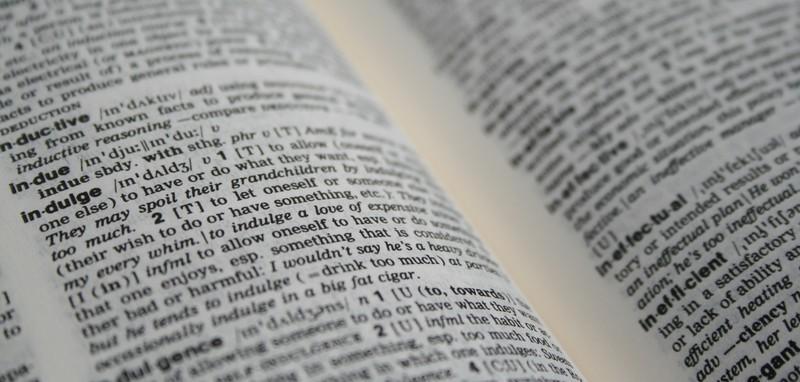 dictionary-1172442