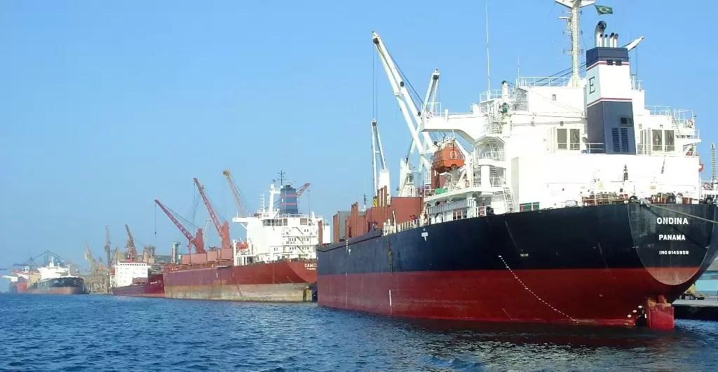 Porto de Paranaguá inaugura novos shiploaders e aumenta produtividade em 33%