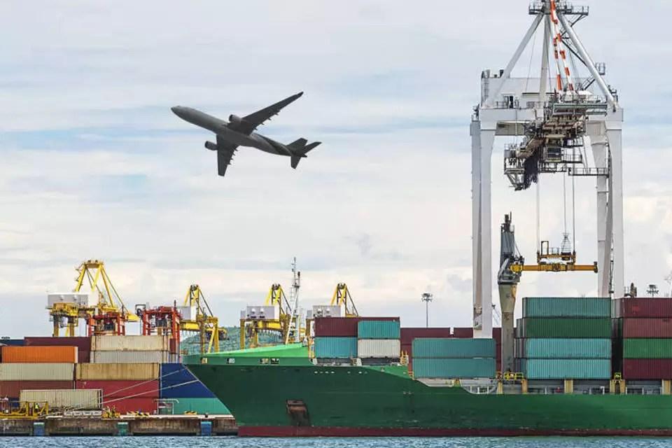 Exportações em julho crescem 16,4% em relação a 2017