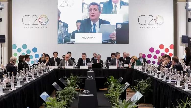 G20 debate na Argentina sobre desafios do sistema multilateral de comércio